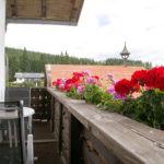 Alm Ferienwohnungen - Balkon