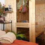 Ferienwohnungen - Sauna